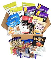 Healthy Care Packages Amazon Com Healthy Snack Food Gift Basket Care Package Gift