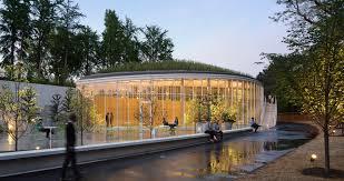 weiss manfredi brooklyn botanic garden visitor center