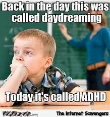 Funny Memes Of The Day - back in the day this was called daydreaming funny meme pmslweb