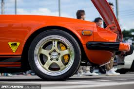 red orange cars battle of the s30s speedhunters