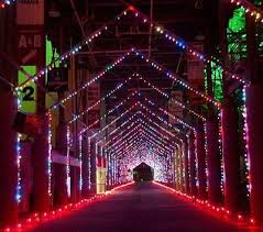 christmas in the south holiday festivals and lights