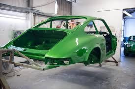 911 porsche restoration tuthill porsche restoration process