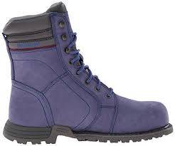 womens boots toe caterpillar echo waterproof steel toe work boot womens marlin