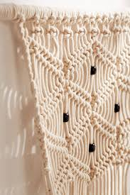 macrame hanging wall planter urban outfitters