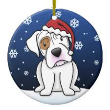 great gifts for boxer ornaments