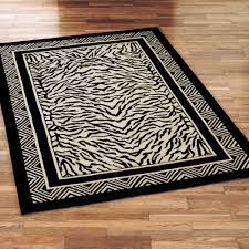 Blue Animal Print Rug Flooring Blue Zebra Rug Zebra Rugs Flooring