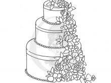 wedding cake drawing birthday cake drawing free clip free clip