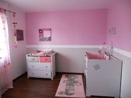 exemple chambre b exemple peinture chambre bebe fille