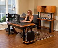 Desk For Desktop Computer by Artistic Computer Desk Full Caretta Workspace