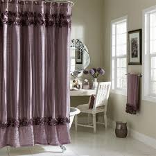 Bath Shower Curtains And Accessories Graduated Roses Bath Collection Croscill