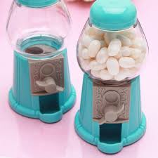 wedding favors wholesale blue mini classic gumball machines co wedding