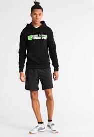 hummel wes sweatshirt black men best value hu342g00p q11