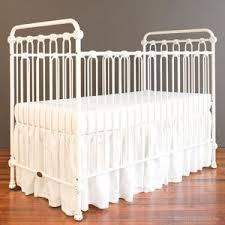 metal baby crib
