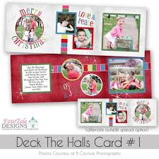 christmas card templates whcc template business