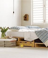 How To Make A Platform Bed With Pallets by 27 Ways To Rethink Your Bed