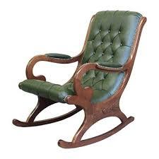 chaise bascule pas cher fauteuil bascule pas cher arteferretto fauteuil a bascule cuir