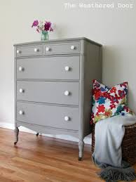 distressed grey dresser diy bestdressers 2017