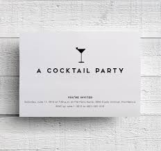 cocktail party invitations bachelorette party invitations