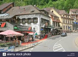 Kukuclock Germany South Germany Schwarzwald Black Forest Triberg Kuku Stock