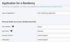 a brexit bolthole for u20ac100 you can become an e resident of an eu