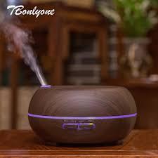 humidificateur pour chambre bébé tbonlyone 200 ml huile essentielle diffuseur bois grain ultrasons