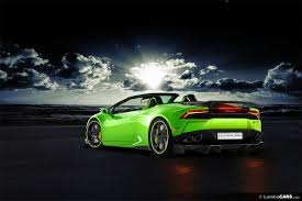 Lamborghini Huracan Dmc - lamborghini huracan dmc affari spyder previewed virtually