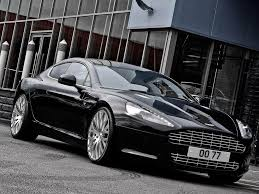 aston martin matte black a kahn design tunes the aston martin rapide