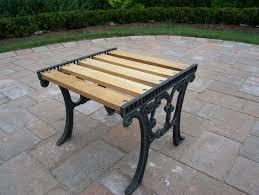 wrought iron bench ends wrought iron bench ends home design ideas