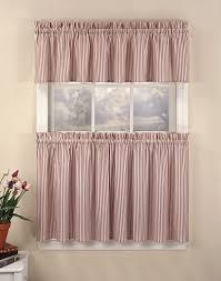 Red Kitchen Curtains And Valances by Kitchen Design Ideas Modern Valance Burgundy Valances Curtains