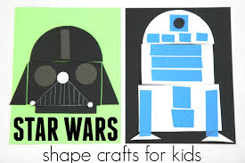 toddler approved star wars shape crafts and lightsaber review