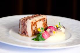 cuisine robert chef de cuisine madriaga pastry chef robert vallejos and