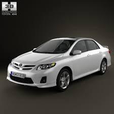 2012 toyota corolla s for sale toyota corolla 2012 by humster3d 3docean
