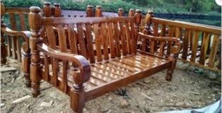 Awesome Teak Wood Furniture Sofa Set Pictures Moder Home Design - Teak wood sofa sets