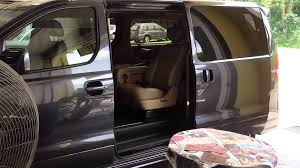 hyundai starex h1 power sliding door at malaysia jb youtube
