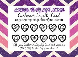 Jamberry Sample Cards Free Jamberry Samples Angel U0027s Glam Jams