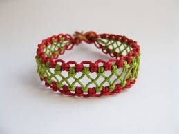 macrame bracelet tutorials images 24 best knotonlyknots my tutorials and patterns images on jpg