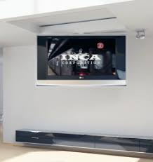 Motorized Ceiling Mount Tv by Ceiling Mounted Lifts