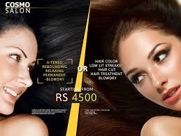haircut deals lahore cosmo salon cosmo salon lahore women deal facebook