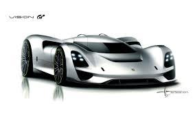 porsche concept cars porsche concept sketch porsche electric le mans concept