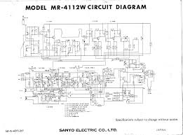 radio circuit wiring diagram components