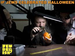 spirit halloween code the laws if jews celebrated halloween jewbellish