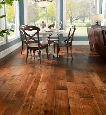 Tuscan Style Flooring by Tuscan Series Walnut Chianti Mixed Width Engineered Handscraped