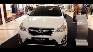 subaru crosstrek white 2016 subaru xv crosstrek 2016 exterior u0026 interior youtube