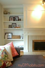 How To Lay Brick Fireplace by My Husband Loves Our Ugly Brick Fireplace Laurel Home