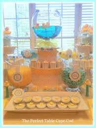 Baby Shower Candy Buffet Pictures by 57 Best Baby Shower Candy Buffets Images On Pinterest Baby