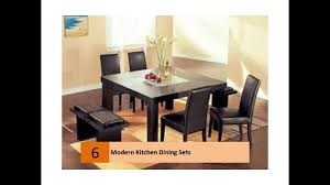 Modern Dining Set Design Modern Kitchen Dining Sets Design Ideas Youtube