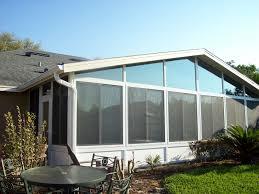 Outdoor Glass Room - glass room orlando superior aluminum