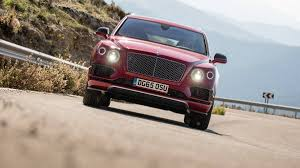 bentley suv price 2017 bentley bentayga suv review with price horsepower and photo