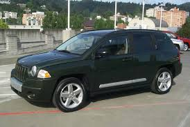 2007 jeep compass information and photos zombiedrive