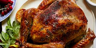 simple thanksgiving turkey recipe herb and citrus butter roasted turkey recipe